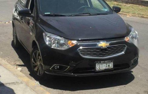 Quiero vender inmediatamente mi auto Chevrolet Aveo 2018 muy bien cuidado