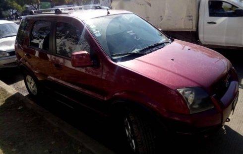Vendo un carro Ford EcoSport 2005 excelente, llámama para verlo