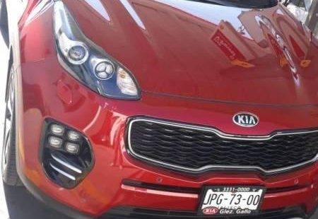 Vendo un Kia Sportage por cuestiones económicas