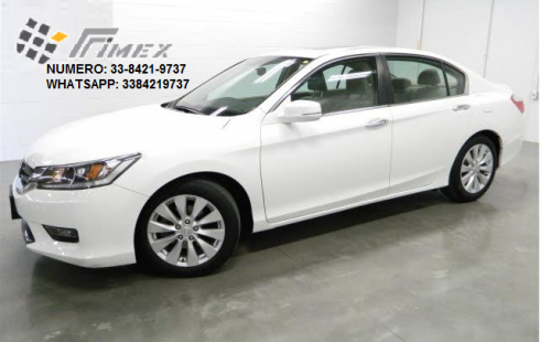 Fimex vende Honda Accord 2015