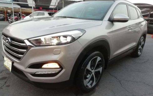Hyundai Tucson impecable en Gustavo A. Madero