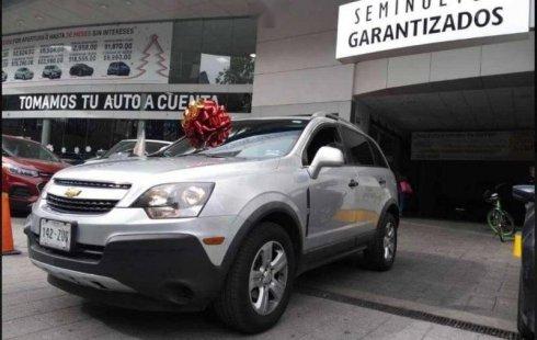 Se vende urgemente Chevrolet Captiva 2015 Automático en Cuauhtémoc