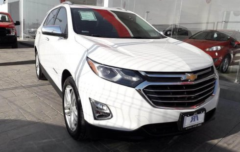Vendo un Chevrolet Equinox impecable