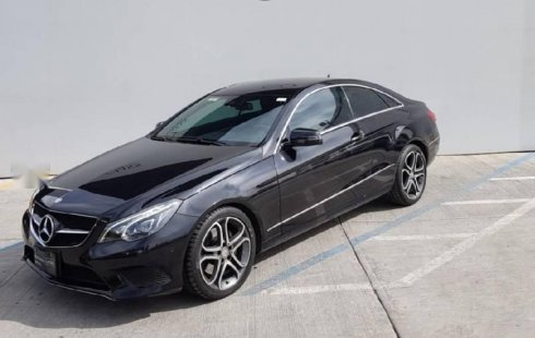 Urge!! Un excelente Mercedes-Benz Clase E 2015 Automático vendido a un precio increíblemente barato en Álvaro Obregón