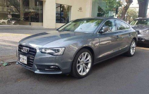 En venta un Audi A5 2015 Automático muy bien cuidado