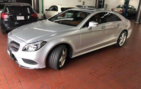 Mercedes-Benz Clase CLS 2017 barato