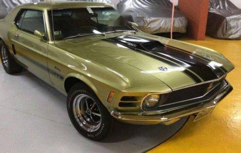 Se pone en venta un Ford Mustang