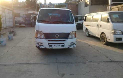 Se vende urgemente Nissan Urvan 2008 Manual en Naucalpan de Juárez
