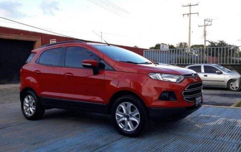 Tengo que vender mi querido Ford EcoSport 2014 en muy buena condición