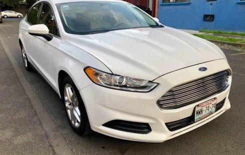 Ford Fusion impecable en Azcapotzalco