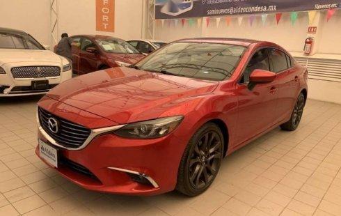 Quiero vender inmediatamente mi auto Mazda 6 2016 muy bien cuidado