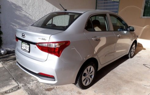 SHOCK!! Un excelente Hyundai Grand I10 2018, contacta para ser su dueño
