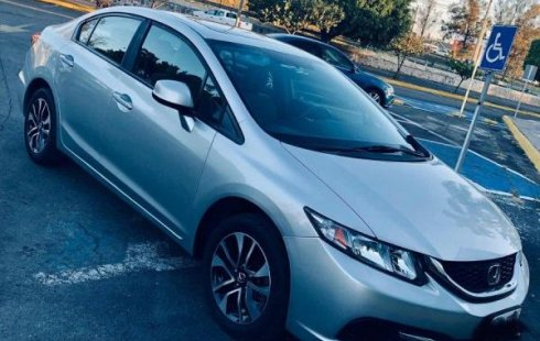 Honda Civic 2013 impecable