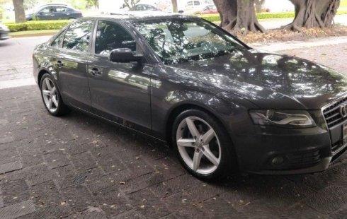 Vendo un carro Audi A4 2012 excelente, llámama para verlo