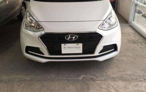 Hyundai Grand I10 2018 barato en Guadalajara