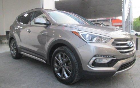 SHOCK!! Un excelente Hyundai Santa Fe 2018, contacta para ser su dueño