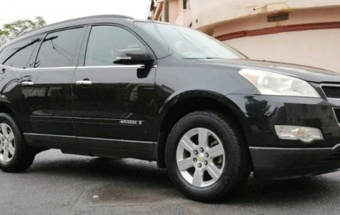 Quiero vender inmediatamente mi auto Chevrolet Traverse 2009
