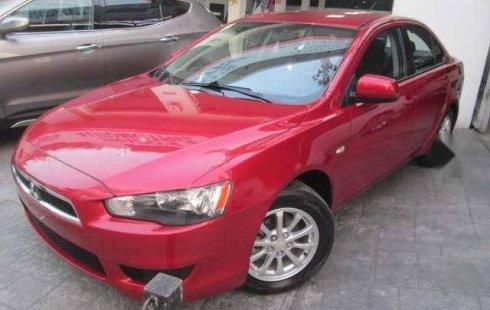 En venta un Mitsubishi Lancer 2010 Automático muy bien cuidado