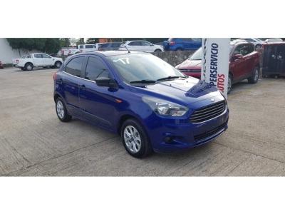 Ford Figo impecable en Matamoros