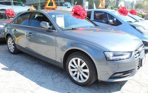 Quiero vender urgentemente mi auto Audi A4 2015 muy bien estado