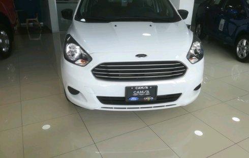 Quiero vender un Ford Figo usado