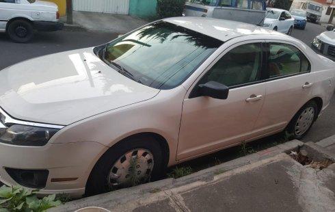 Urge!! Vendo excelente Ford Fusion 2010 Automático en en Tlalpan