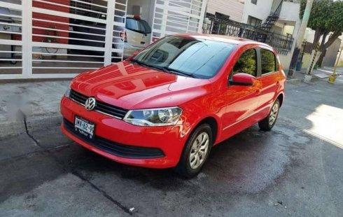 SHOCK!! Un excelente Volkswagen Gol 2016, contacta para ser su dueño