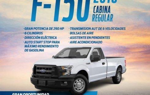 Ford F-150 2018 usado en Ciudad de México
