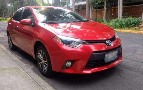 Toyota Corolla impecable en Tabasco más barato imposible