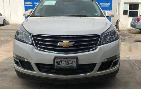 Me veo obligado vender mi carro Chevrolet Traverse 2014 por cuestiones económicas