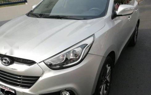 No te pierdas un excelente Hyundai ix35 2015 Automático en Iztapalapa