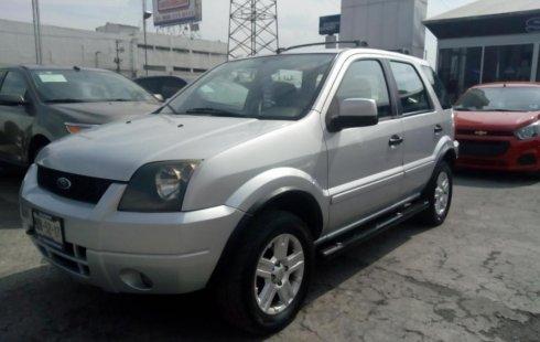 Tengo que vender mi querido Ford EcoSport 2008 en muy buena condición