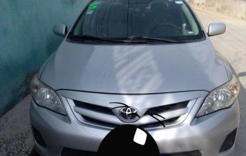 Toyota Corolla impecable en Yuriria