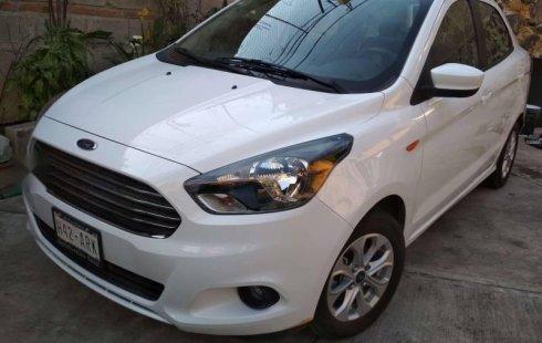 Se vende urgemente Ford Figo 2017 Automático en Álvaro Obregón
