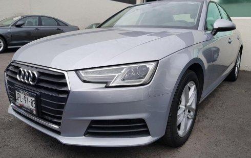 Precio de Audi A4 2018