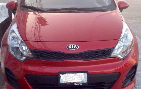Quiero vender inmediatamente mi auto Kia Rio 2017