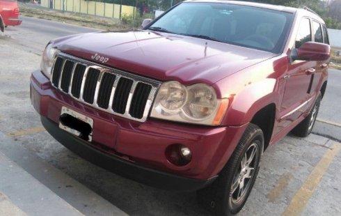 En venta un Jeep Grand Cherokee 2007 Automático en excelente condición