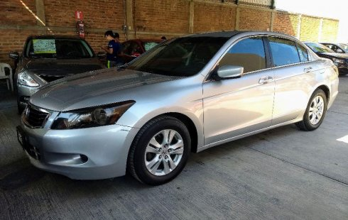 Honda Accord impecable en Guadalajara más barato imposible