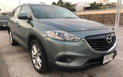 Me veo obligado vender mi carro Mazda CX-9 2013 por cuestiones económicas