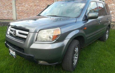 Urge!! Vendo excelente Honda Pilot 2008 Automático en en Tláhuac