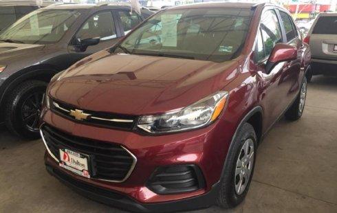 Urge!! En venta carro Chevrolet Trax 2017 de único propietario en excelente estado