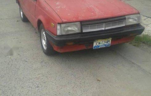 Quiero vender inmediatamente mi auto Nissan Tsuru 1987 muy bien cuidado