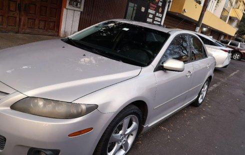 Se vende urgemente Mazda 6 2008 Automático en Ciudad de México