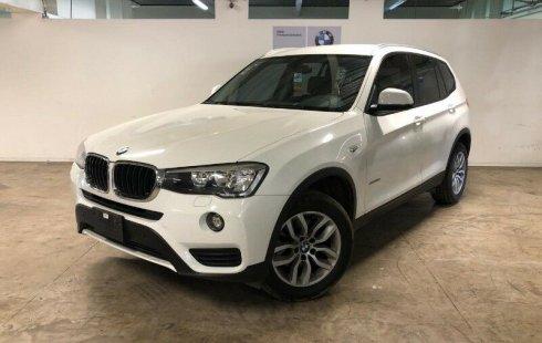 BMW X3 Automático