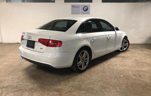Quiero vender inmediatamente mi auto Audi A4 2013 muy bien cuidado