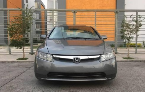 Honda Civic impecable en Guadalajara más barato imposible