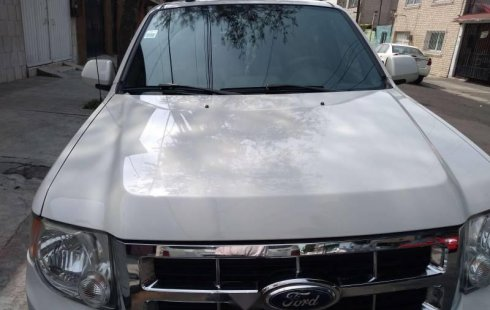 Ford Escape precio muy asequible