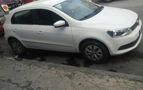 Quiero vender cuanto antes posible un Volkswagen Gol 2016