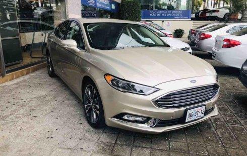 Ford Fusion 2017 barato
