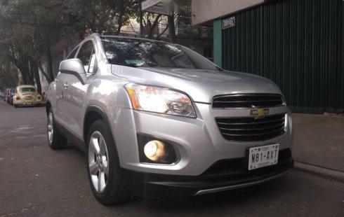 Se vende urgemente Chevrolet Trax 2016 Automático en Benito Juárez